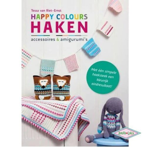 Happy Colors Haken