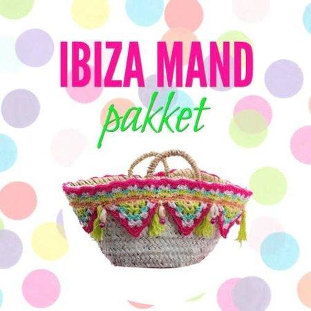 Ibiza mand pakket Pink