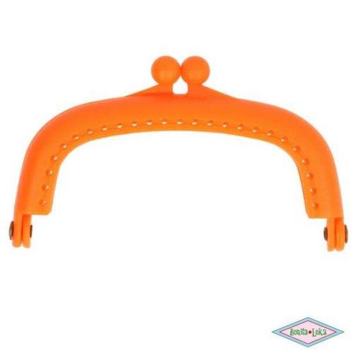 Portemoneesluiting 8,5 cm oranje