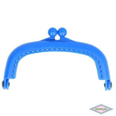 Portemoneesluiting 8,5 cm blauw