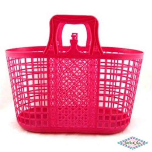 Hoooked Hoooked Shopper pink
