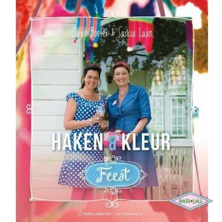 Haken & Kleur - Feest! - Claire Boeter & Saskia