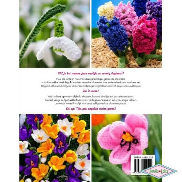 Bloemen Haken Atelier Bonita Loka
