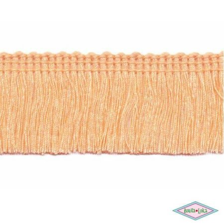 Franjeband light peach