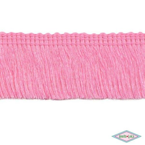 Franjeband roze