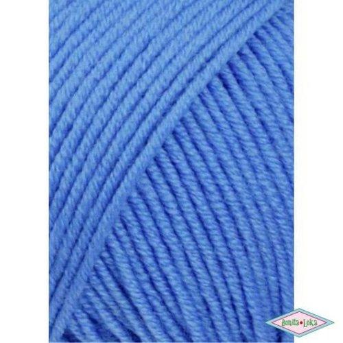 Lang Yarns Lang Yarns Merino 120 206 blauw