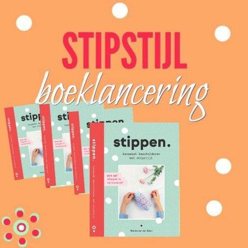 Stippen. Boeklancering | Don 27 sept 19.00 - 21.00