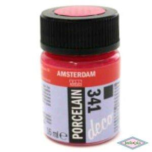 Amsterdam deco porcelain 341 Fuchsia Dekkend