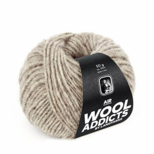 Lang Yarns Lang Yarns Wooladdicts Air beige 26