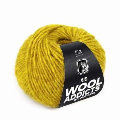 Lang Yarns Lang Yarns Wooladdicts Air oker 11
