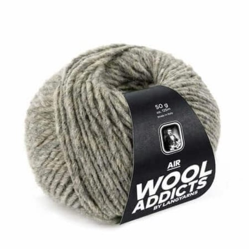 Lang Yarns Lang Yarns Wooladdicts Air zand 96
