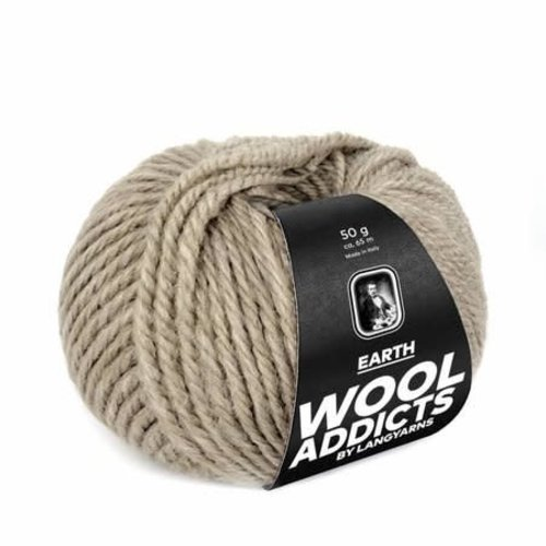 Lang Yarns Lang Yarns Wooladdicts Earth beige 26
