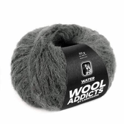 Lang Yarns Lang Yarns Wooladdicts Water grijs gemeleerd 5