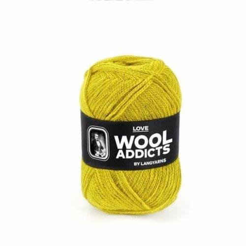 Lang Yarns Lang Yarns Wooladdicts Love oker 11