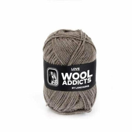 Lang Yarns Lang Yarns Wooladdicts Love beige 26
