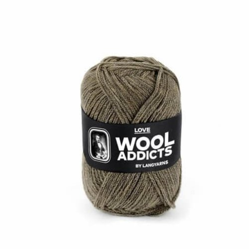 Lang Yarns Lang Yarns Wooladdicts Love zand 96