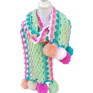 Vrolijke Sjaal Summer haakpakket