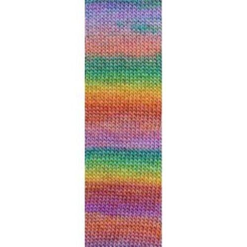 Lang Yarns Lang Yarns Mille Colori Socks Lace Luxe 56 Lente