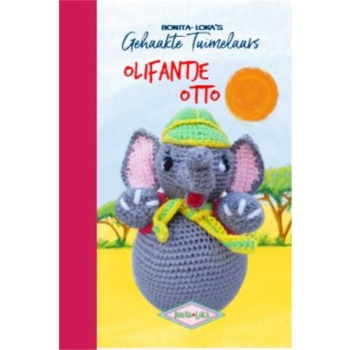 Tuimelaar Patroonboekje Olifantje Otto
