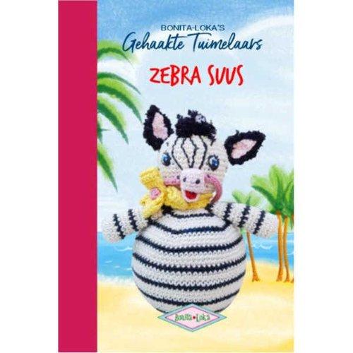Tuimelaar Patroonboekje Zebra Suus
