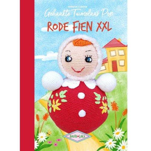 Tuimelaar Patroonboekje Rode Fien XXL