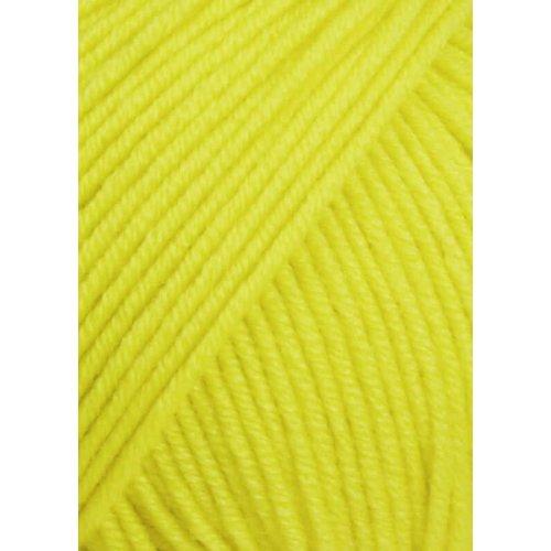 Lang Yarns Merino 120 214 geel