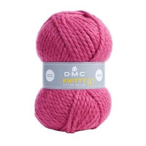 DMC Knitty 10 984 framboos