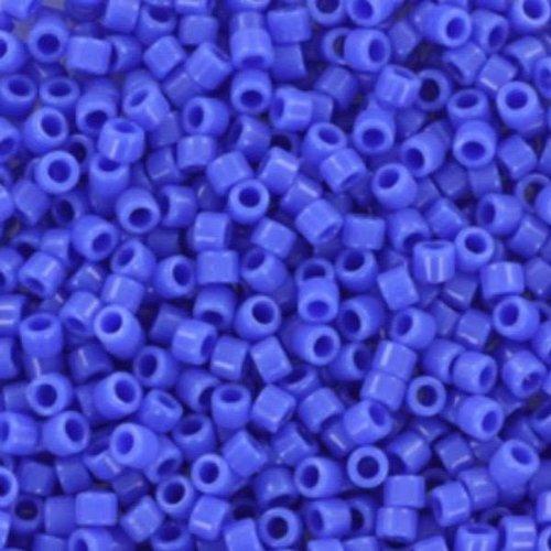 Miyuki delica's 11/0 5gr. 726 opaque cobalt