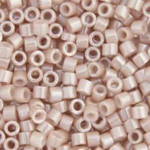 Miyuki delica's 11/0 5gr. 1535 opaque pink champagne ceylon