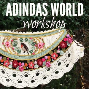 Workshop Adinda's World Stola 'Robin'
