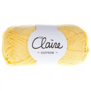 ByClaire Cotton 039 Light Yellow