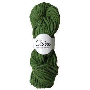 ByClaire Chunky Cotton 008 Urban Green