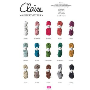 ByClaire Chunky Cotton 010 Ocker