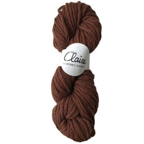 ByClaire ByClaire Chunky Cotton 013 Brown