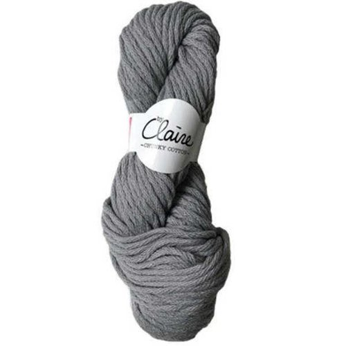 ByClaire ByClaire Chunky Cotton 014 Grey