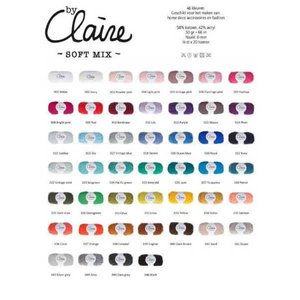 ByClaire Softmix 015 Iceblue