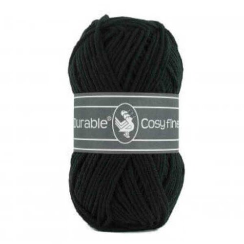 Durable Durable Cosy Fine 325 Black