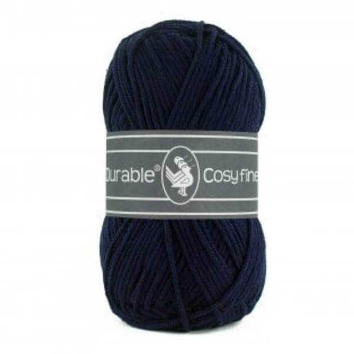 Durable Durable Cosy Fine 321 Navy