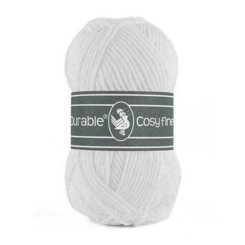 Durable Durable Cosy Fine 310 White