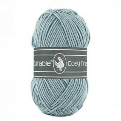 Durable Durable Cosy Fine 289 Blue Grey