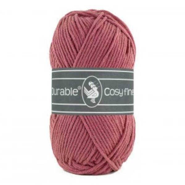 Durable Durable Cosy Fine 228 Raspberry