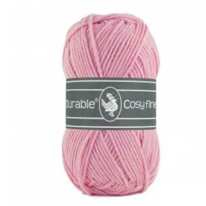Durable Cosy Fine 226 Rose
