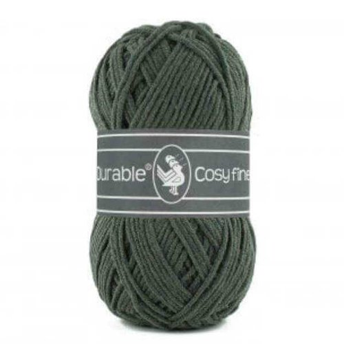 Durable Durable Cosy Fine 2238 Antracite