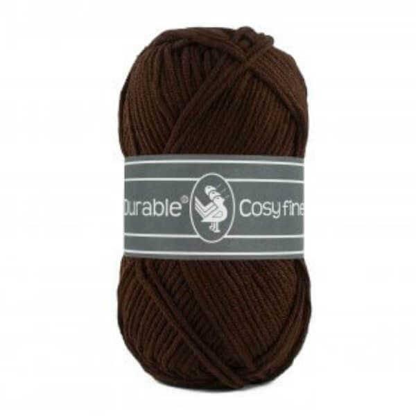 Durable Durable Cosy Fine 2230 Dark Brown