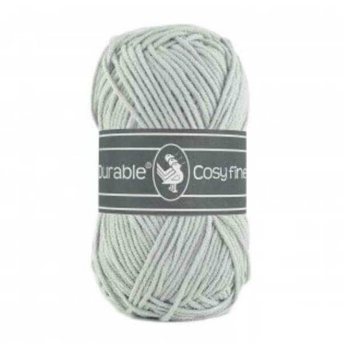 Durable Durable Cosy Fine 2228 Silver grey