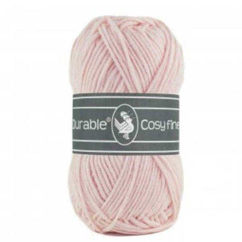Durable Durable Cosy Fine 203 Light Pink