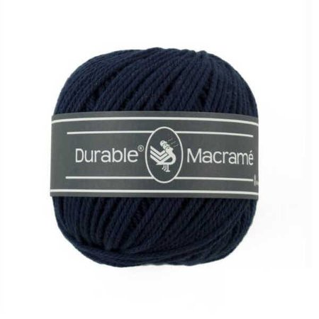Durable Durable macramé 321 navy
