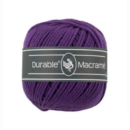Durable Durable macramé 271 violet