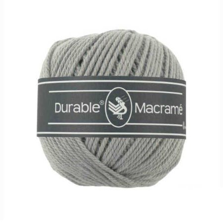 Durable Durable macramé 2232 light grey