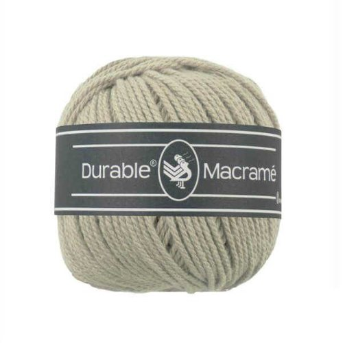 Durable Durable macramé 2212 linnen